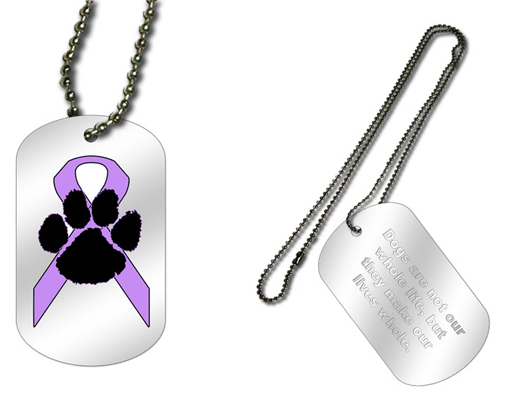 Don't Be Cruel Dog Tag