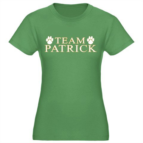 Don't Be Cruel Team Patrick Women's Tees