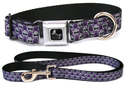 Don't Be Cruel Collar and Leash Combo for Dogs