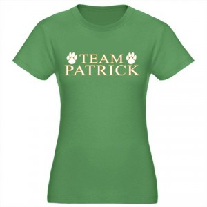 Women's Team Patrick Shirt Kelly Green