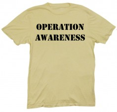 Operation Awareness T-Shirt