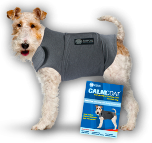 Calm Coat for dogs with anxiety