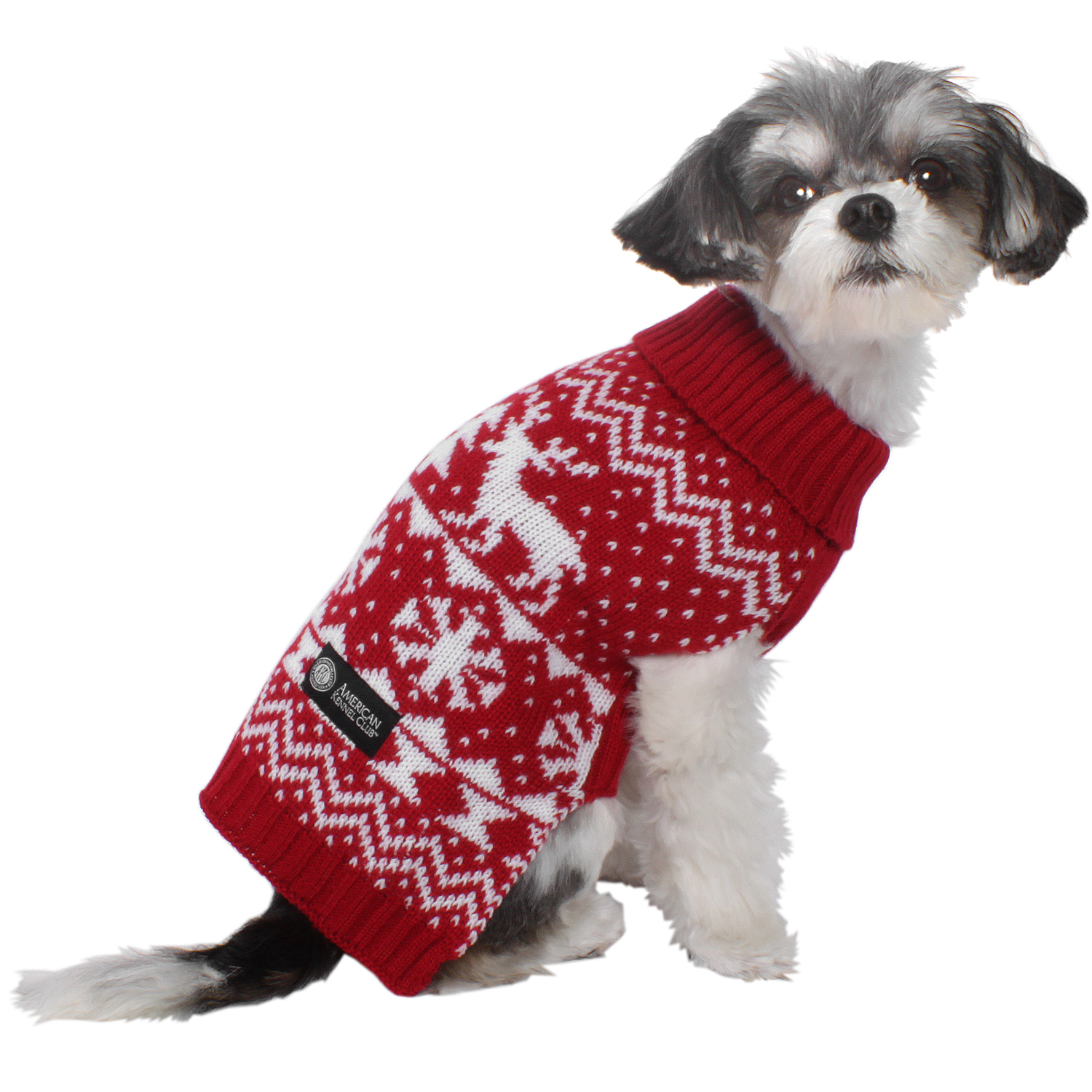AKC Holiday Sweater