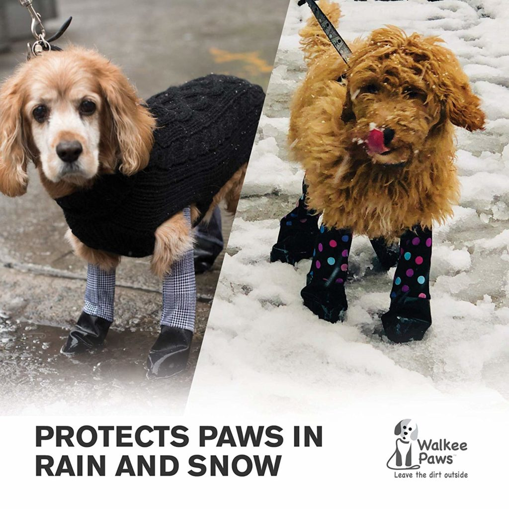 Walkee paws - booties for dogs